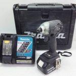 マキタの充電式インパクトドライバー(TD148D)を高額買取り