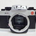 ライカ製の一眼フィルムカメラ(R7)を高額買取