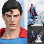 ホットトイズ製のスーパーマンのフィギュアを高額買取