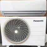 パナソニック製のエアコンを出張で取り外して買取 茨木市
